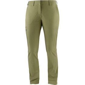 Salomon Wayfarer Pants Women, martini olive